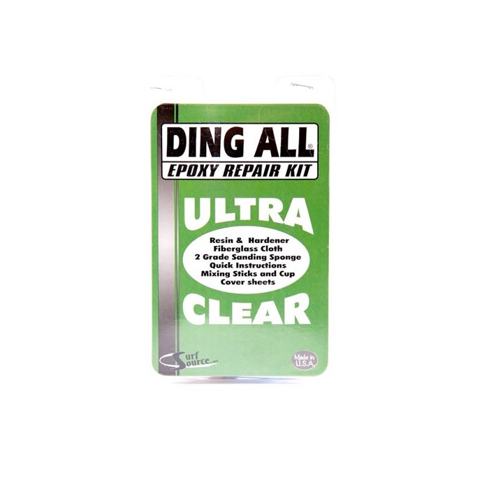 "Ding All ""Epoxy"" Repair Kit"